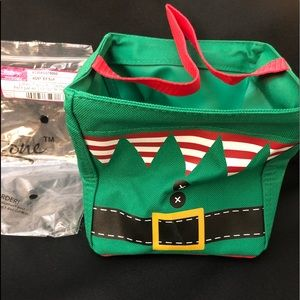 "Thirty One Littles Carry-All Caddy ""Elf Suit NIP"